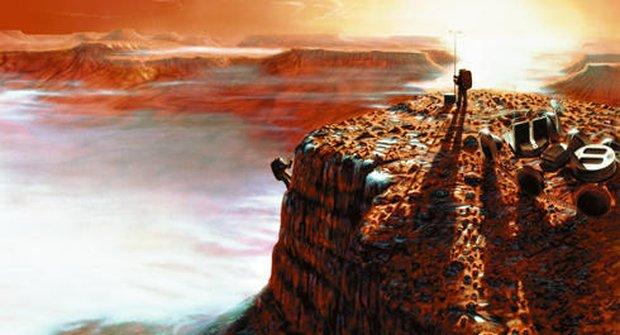 Vzhůru na Mars: Manuál dobyvatele Marsu 2