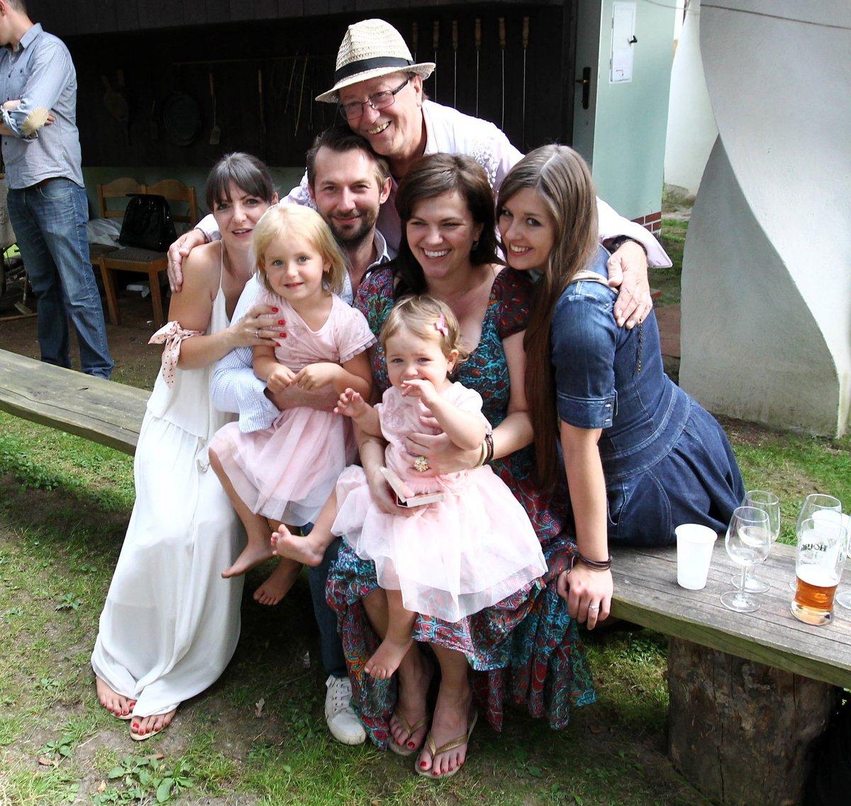 Rodina Petra Jandy