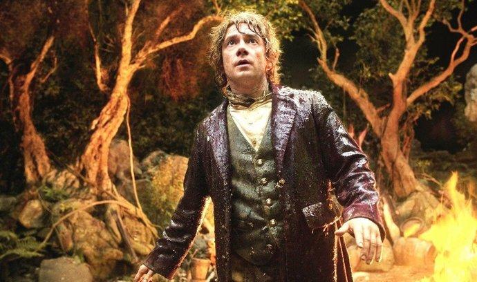 Martin Freeman alias Bilbo Pytlík