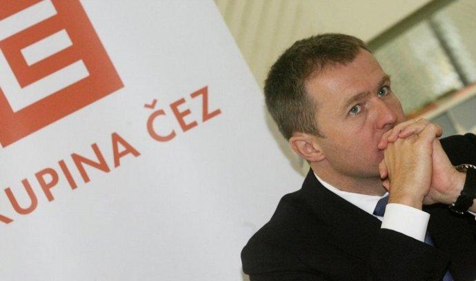 Martin Roman, ČEZ