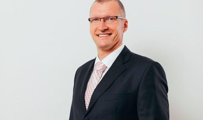 Partner Genesis Capital Martin Viliš.