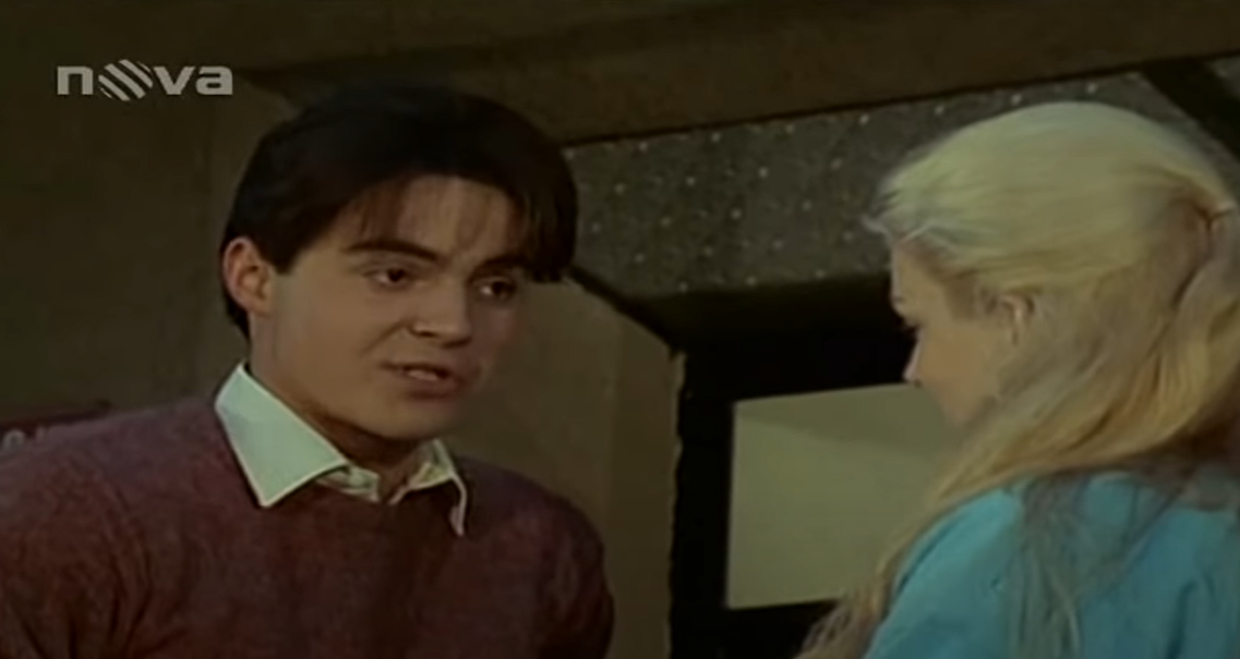Martin Zounar v seriálu Chlapci a chlapi