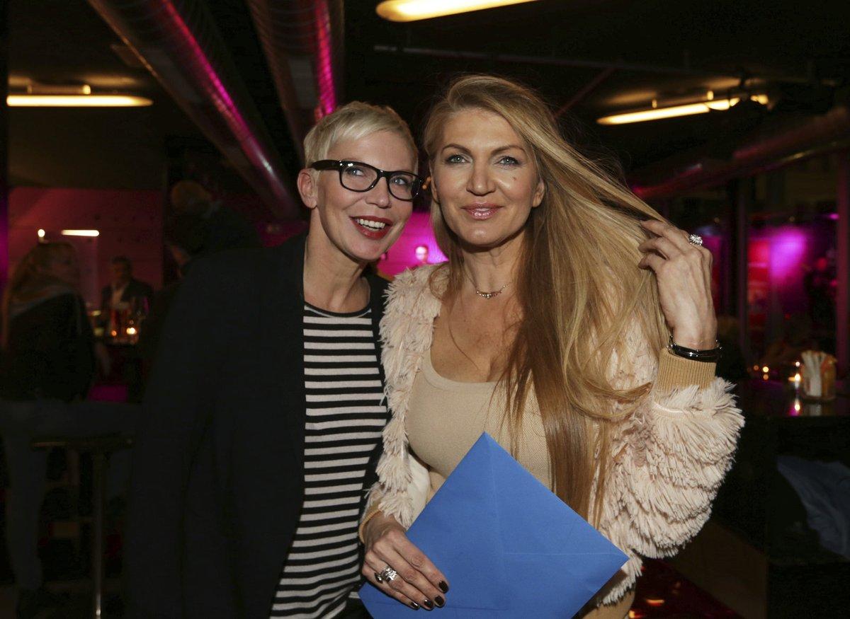Martina Formanová a Kateřina Kornová.
