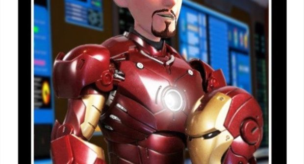 Spider-Man, Iron Man, Batman... od Pixaru?