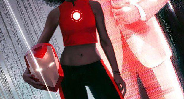 Proměna Iron Mana: Tonyho Starka vystřídá dívka