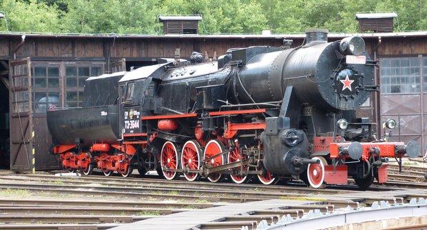 S Mourrisonem po Česku: Do muzea vlaků