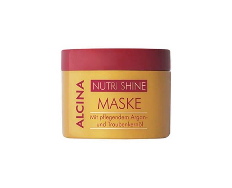 Maska na poškozené a suché vlasy Nutri Shine, Alcina, 389 Kč/200 ml