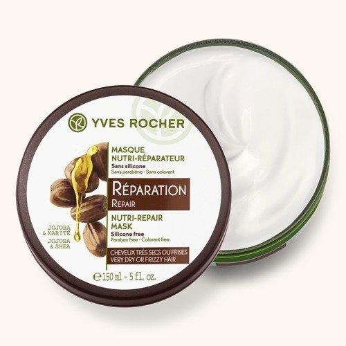 Expresní regenerační maska na vlasy, Yves Rocher, 149 Kč/150 ml