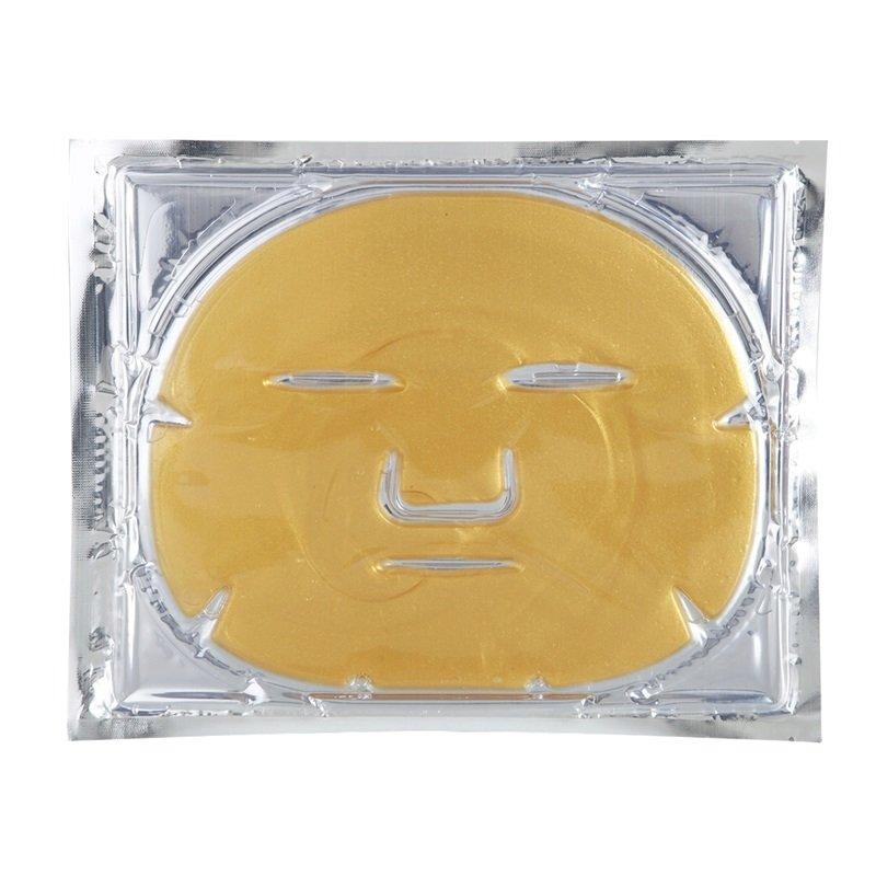 Regenerační maska Brazil Keratin Golden mask, 89 Kč, www.notino.cz