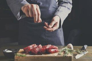 7 základních chyb, které děláme při přípravě masa
