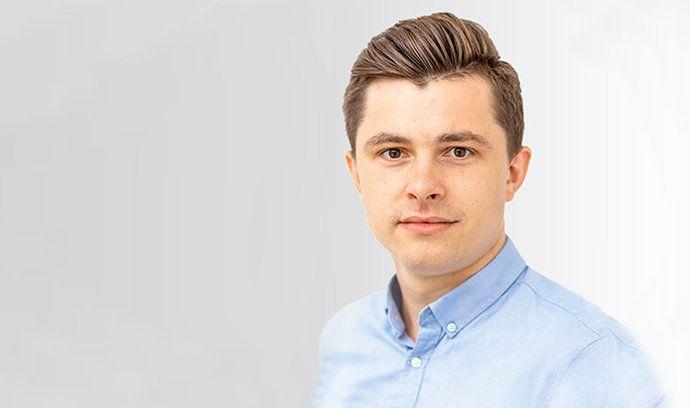 Matěj Kapošváry, provozní ředitel vývojáře internetových obchodů Shopsys