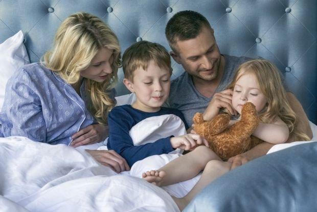 Správný výběr matrace zaručí sladký spánek celé rodině