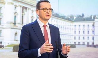 Česko dostalo podle polského premiéra od Varšavy dobrý návrh ohledně dolu Turów