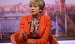 Mayová v rozhovoru přiznala, že jednání o brexitu budou těžká.