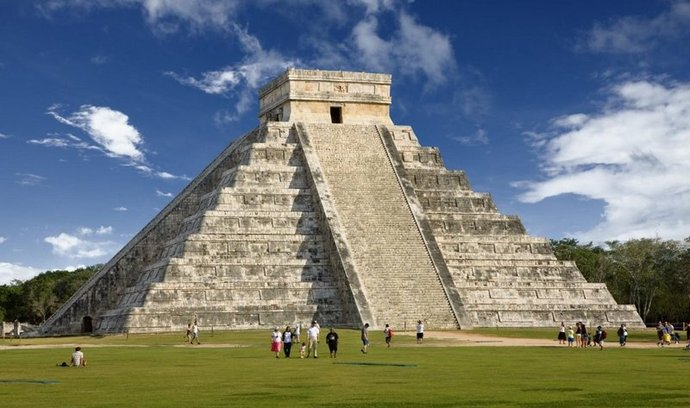 mayská kultura, ilustrační foto