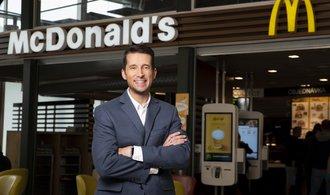 مک دونالد رئیس جدیدی در جمهوری چک دارد.  او از کالیفرنیا آمده است