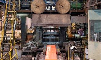 BILD: In Povrly gibt es nur eine tschechische Kupferhütte.  Schau in die Produktion