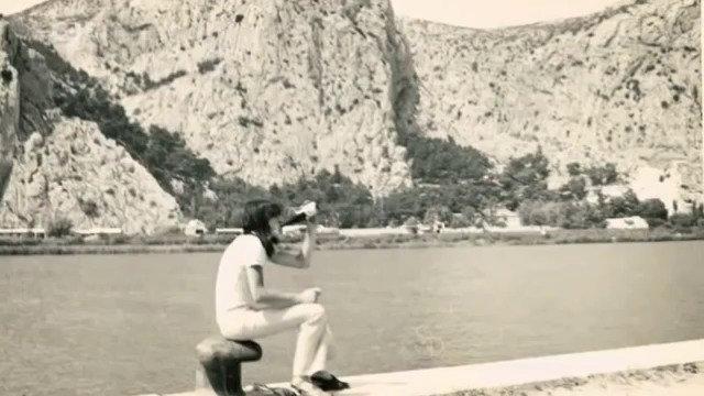 Mejla Hlavsa na dovolené v Jugoslávii