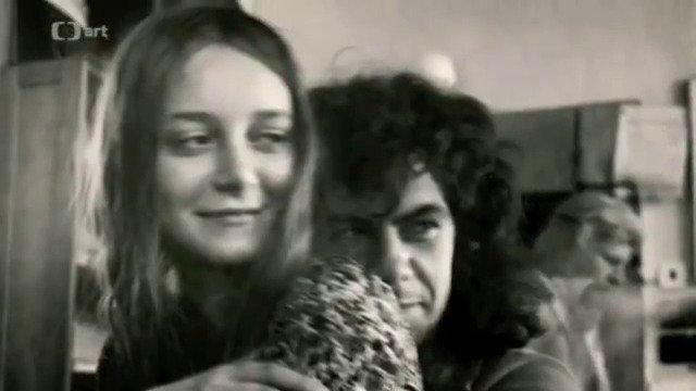 Mirka Kochová s Milanem Kochem