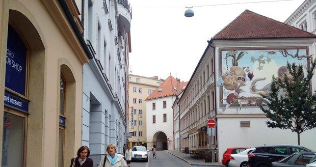 Měnínská brána je památkově chráněná.