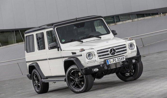Mercedes-Benz třídy G Edition 35