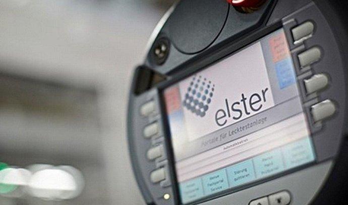 Měřící přístroj společnosti Elster