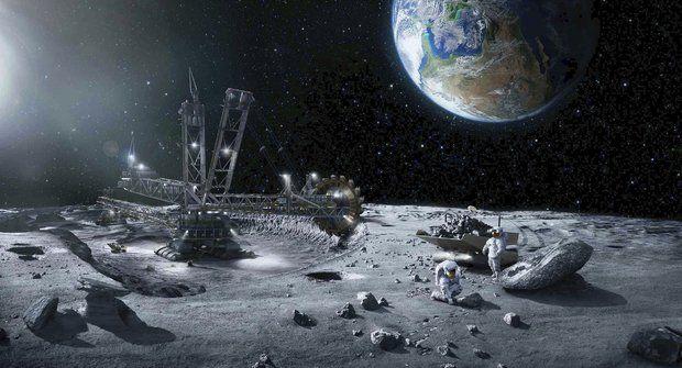 Základna Měsíční údolí: První krok kolonizace vesmíru?
