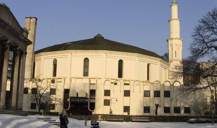 Mešita v Bruselu