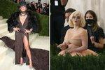 Které krásky zazářily na Met Gala?