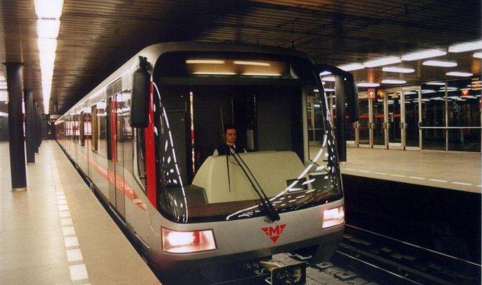 Metro (ilustrační foto)