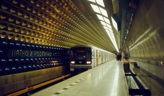 The metro under Prague's Vinohrady has been running for 40 years.  Take a look at period photographs
