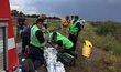 V Mexiku krátce po vzletu havarovalo letadlo se stovkou lidí. Jako zázrakem všichni přežili