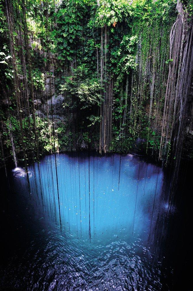 Cenotes - Ik Kil