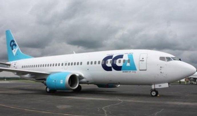 Mezi Prahou a Brnem bude od 1. listopadu létat ostravská firma JOB AIR - Central Connect Airlines (CCA). Nahradí zrušený spoj Českých aerolinií.