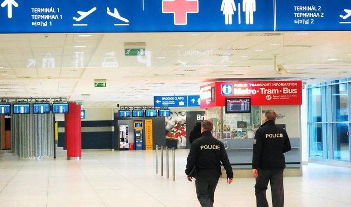 Mezinárodní letiště Václava Havla, Ruzyně, Praha, Česká republika