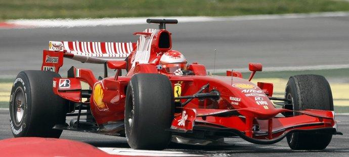 Legendární německý pilot Formule 1 Michael Schumacher