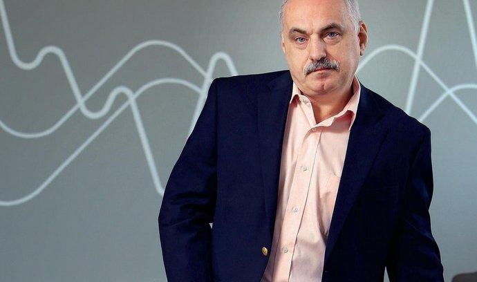 Michal Čupa, České Radiokomunikace