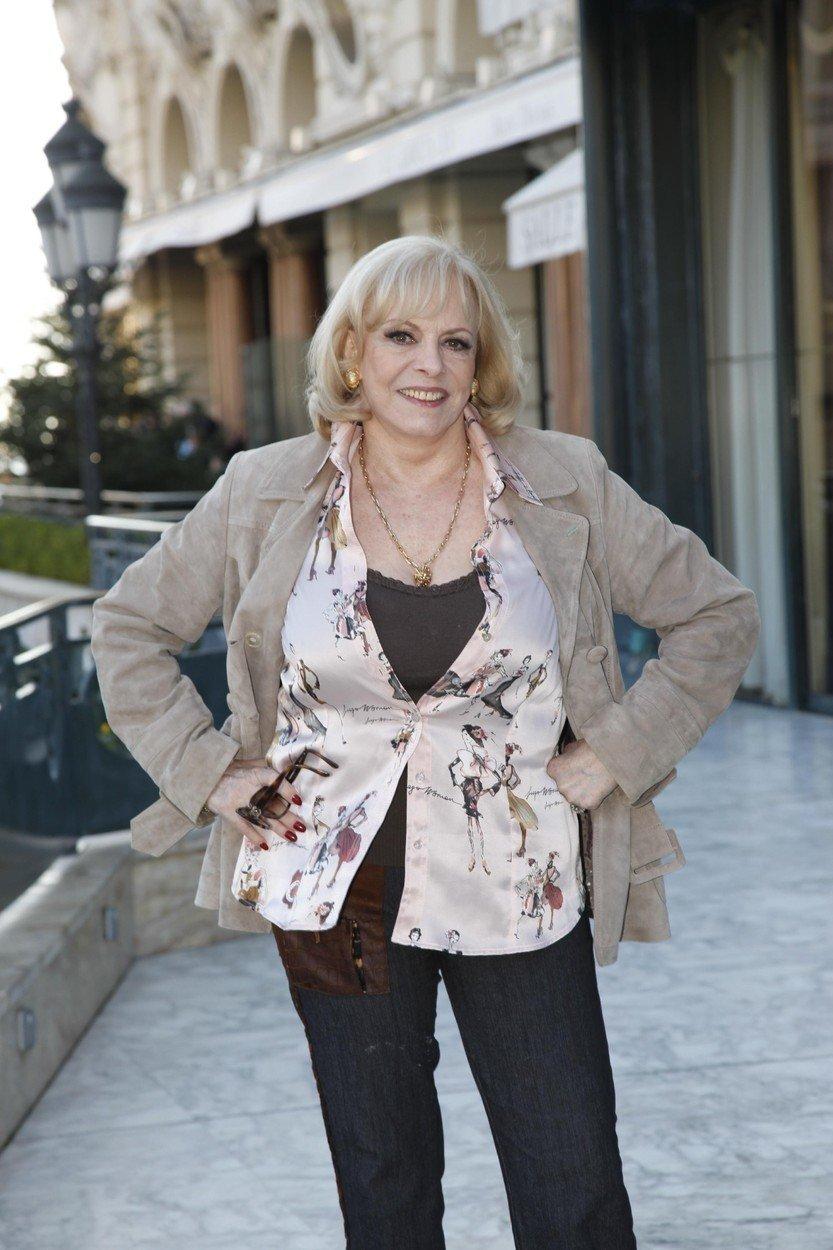 Milostný život Michèle Mercier byl plný neštěstí a neúspěchů
