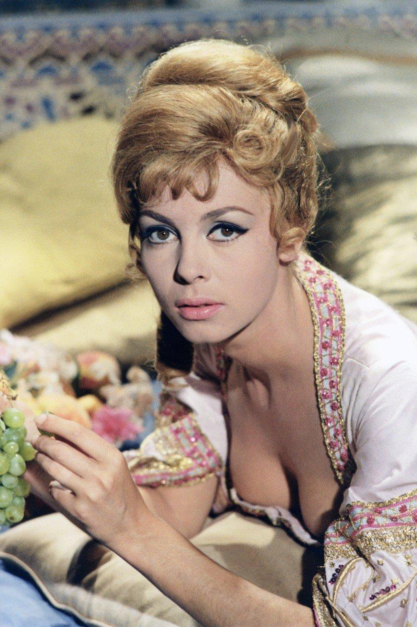Michèle Mercier neměla v lásce příliš velké štěstí