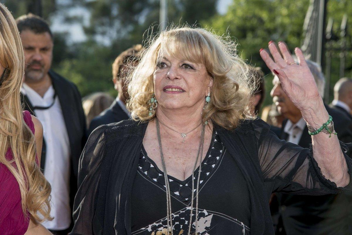 Michèle Mercier po krachu posledního vztahu v 80. letech žije sama ve Francii