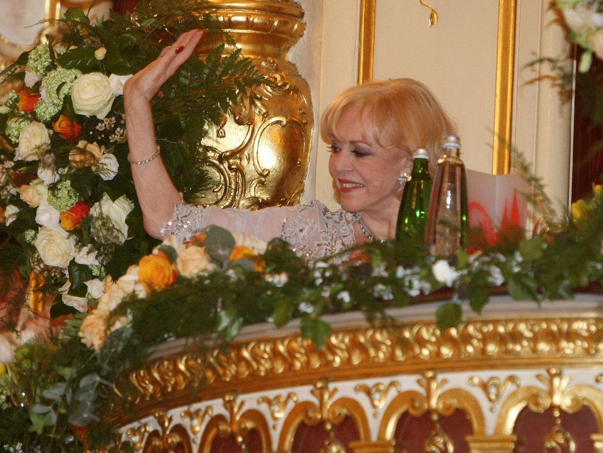 Michéle Mercier (2010)