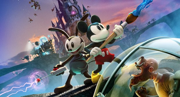 Epic Mickey 2: Dvojitý zásah!