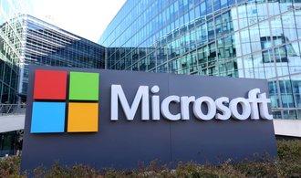 Microsoft hlásí rekordní zisk. Poprvé překonal 20 miliard dolarů