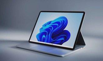 Microsoft představil nové počítače Surface a vychvaloval Windows 11