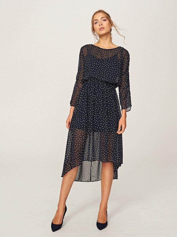 Puntíkaté šaty, Reserved, 999 Kč