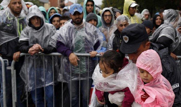 Migranti v Srbsku