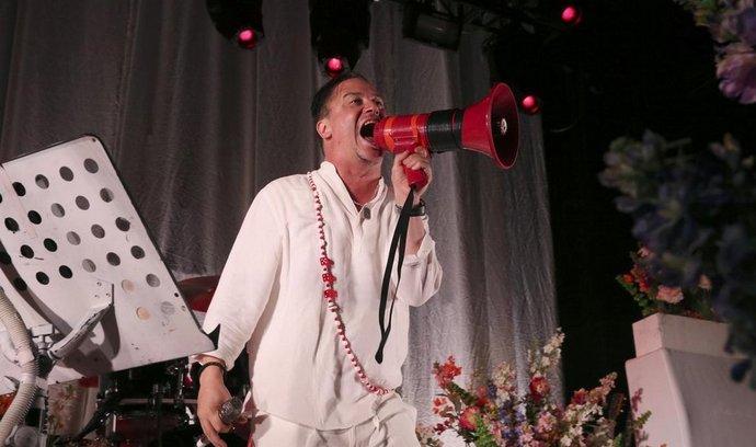 Mike Patton, zpěvák Faith No More