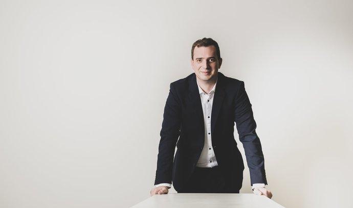 Filip Mikschik založil portál StartupJobs v roce 2012