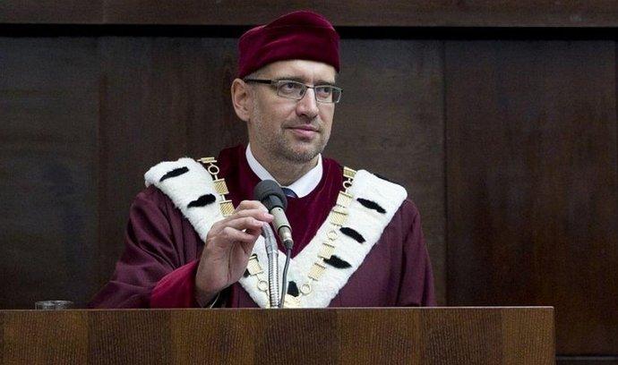 Mikuláš Bek z brněnské Masarykovy Univerzity pozvánku nedostal