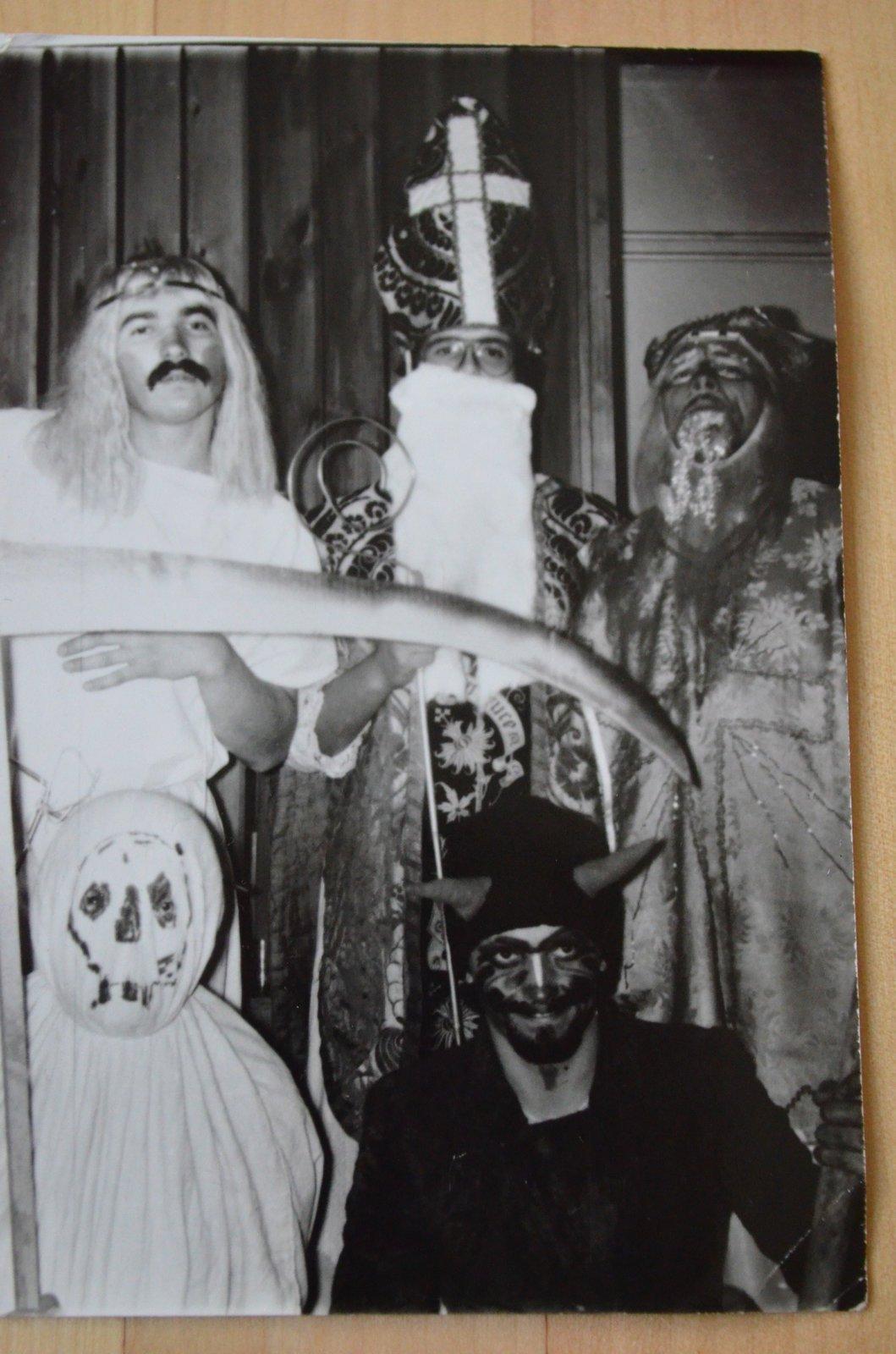 Mikuláš 1986